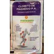 Cloreto de Magnésio PA em Pó (10 sachês de 33g) Meissen