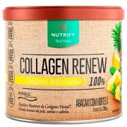 Collagen Renew 300g Sabor Abacaxi C/HORTELÃ - Nutrify