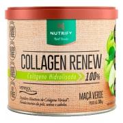 Collagen Renew 300g Sabor Maçã verde - Nutrify