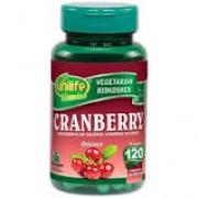 Cranberry (Oxicoco) Unilife 120 cápsulas - Unilife