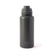 Garrafa Térmica Hydra Bottle 950ML CINZA PACCO
