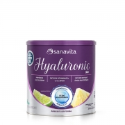 HYALURONIC SKIN 300G ABACAXI/LIMAO SANAVITA
