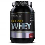 ISO PRO WHEY | 900G | MORANGO | PROBIOTICA