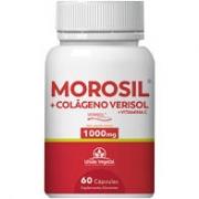 MOROSIL+COLAGENO VERISOL+VITAMINA C 60X100MG UNIAO VEGETAL
