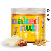 PASTA MIX NUTS 450G LEITE PO NAKED NUTS