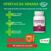 PROMOÇÃO - MOROSIL| 60X1000MG | UNIAO VEGETAL
