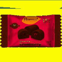 Bombom Zero Chocolate com Cranberry Flormel - A UNIDADE