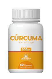 CURCUMA 60X500MG UNIAO VEGETAL