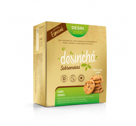 DESINCHÁ Sobremesas | Cookies| 30 SACHÊS