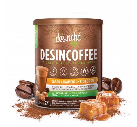 Desincoffee Sabor Caramelo com Flor de Sal