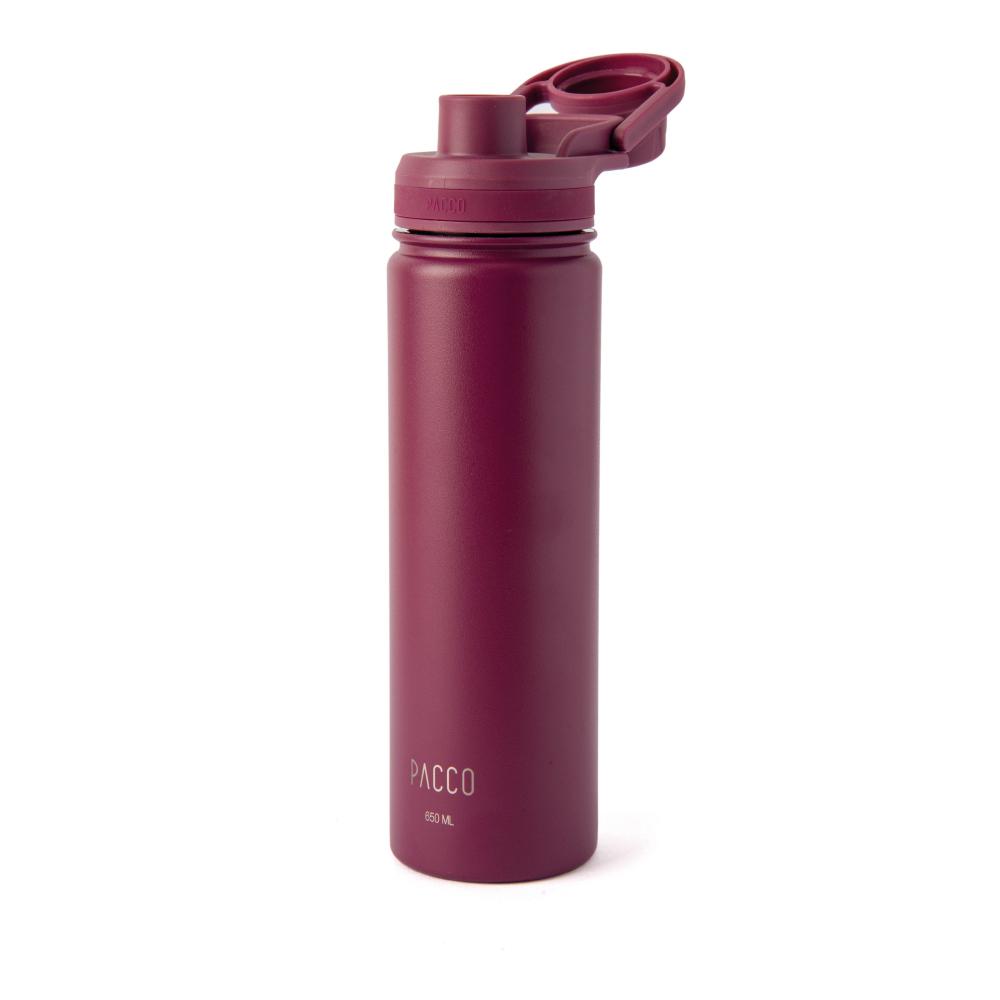 Garrafa Térmica Hydra Bottle 650ML VINHO PACCO