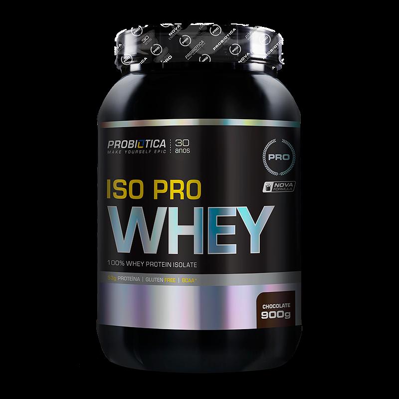 ISO PRO WHEY | 900G | CHOCOLATE | PROBIOTICA
