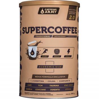 SUPERCOFFEE 2.0 380G TRADICIONAL CAFFEINE ARMY