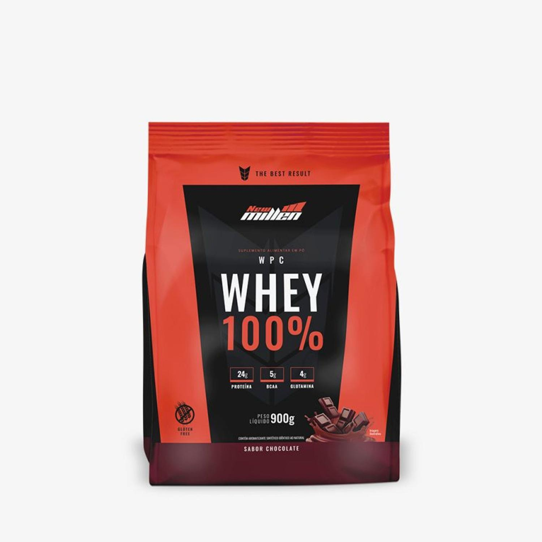 WHEY 100% | 900G | CHOCOLATE | NEW MILLEN