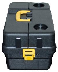 Caixa 6 Bandejas CX-6BJG-P HI Estojos