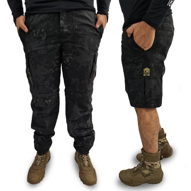 Calça Sportswear Outdoor Camuflado 01 BRK
