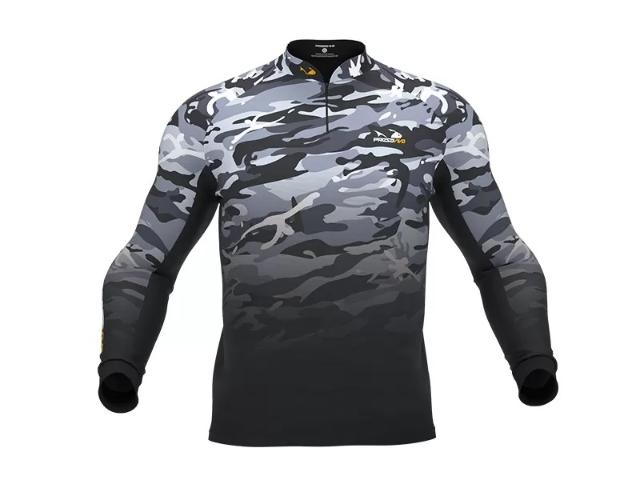 Camisa Camuflado 03 Presa Viva