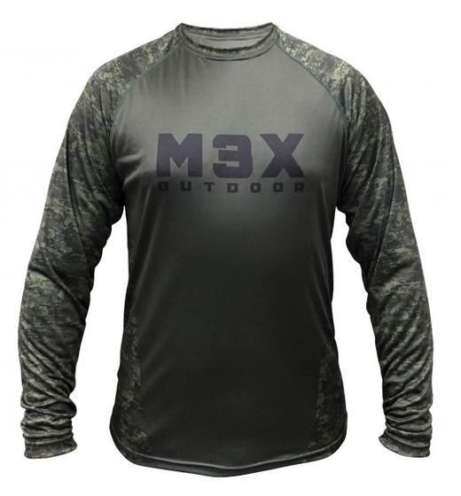 Camisa Outdoor 05 Monster 3x