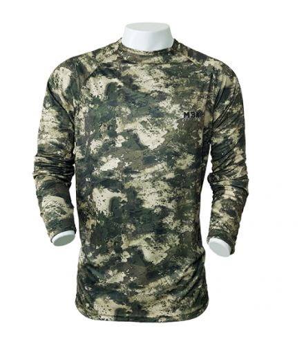 Camisa Outdoor Forest Camo Monster 3x