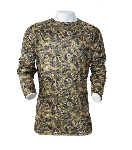 Camisa Outdoor Tatical Camo Monster 3x