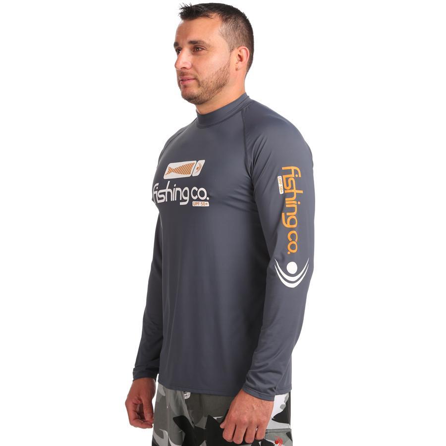 Camiseta Basica UPF50+ Clip Fishing Co.
