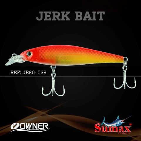 Jerk Bait JB100 Sumax