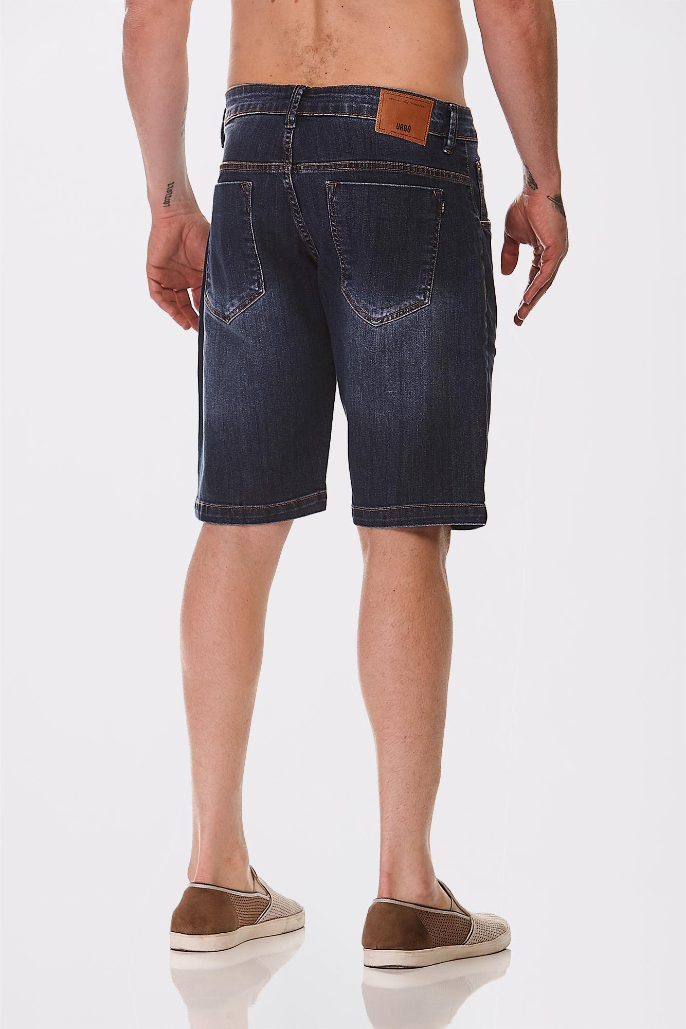 Bermuda Jeans Dark