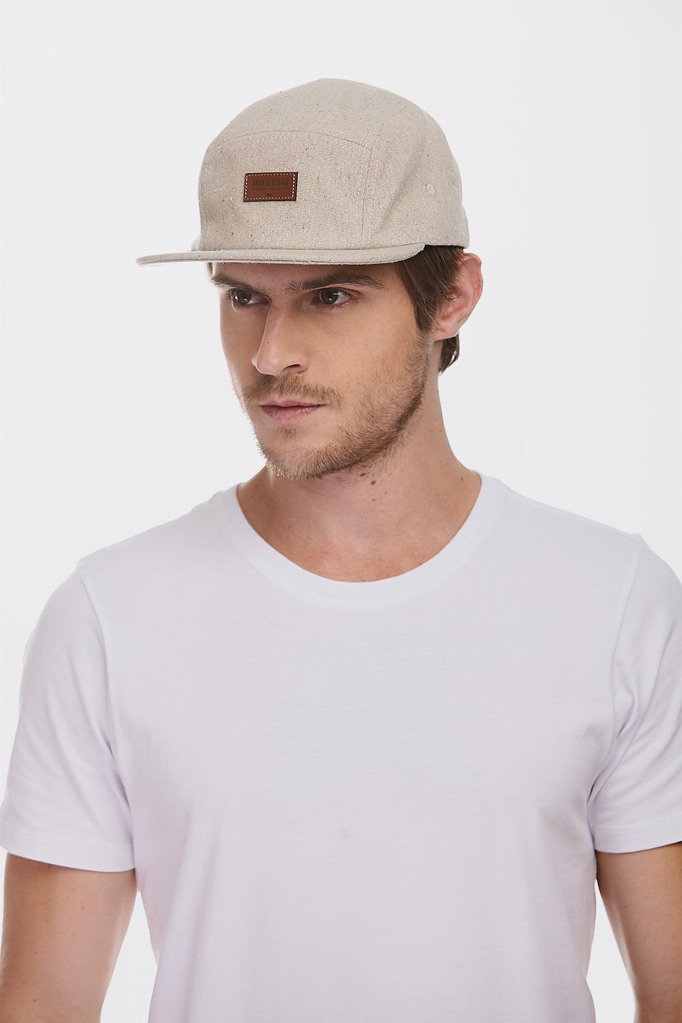 Boné New Hat Linho