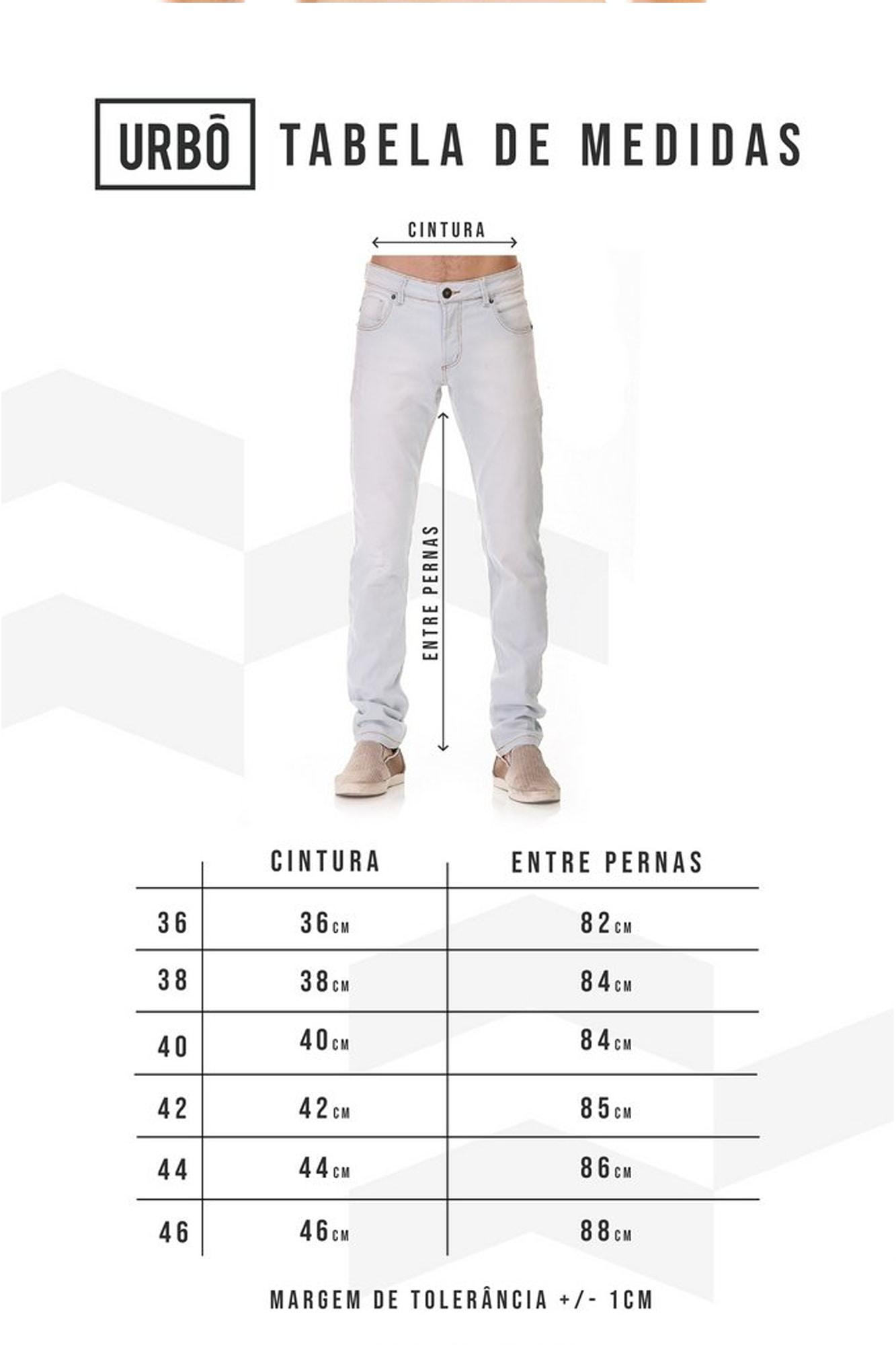Calça Jeans Adam