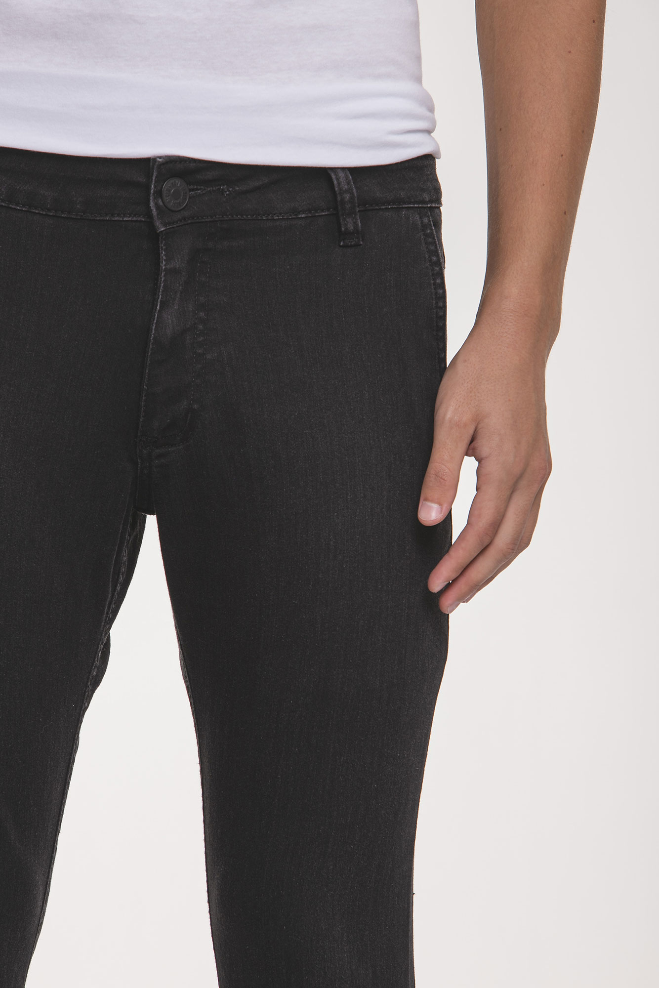 Calça Jeans Alfaiataria Black