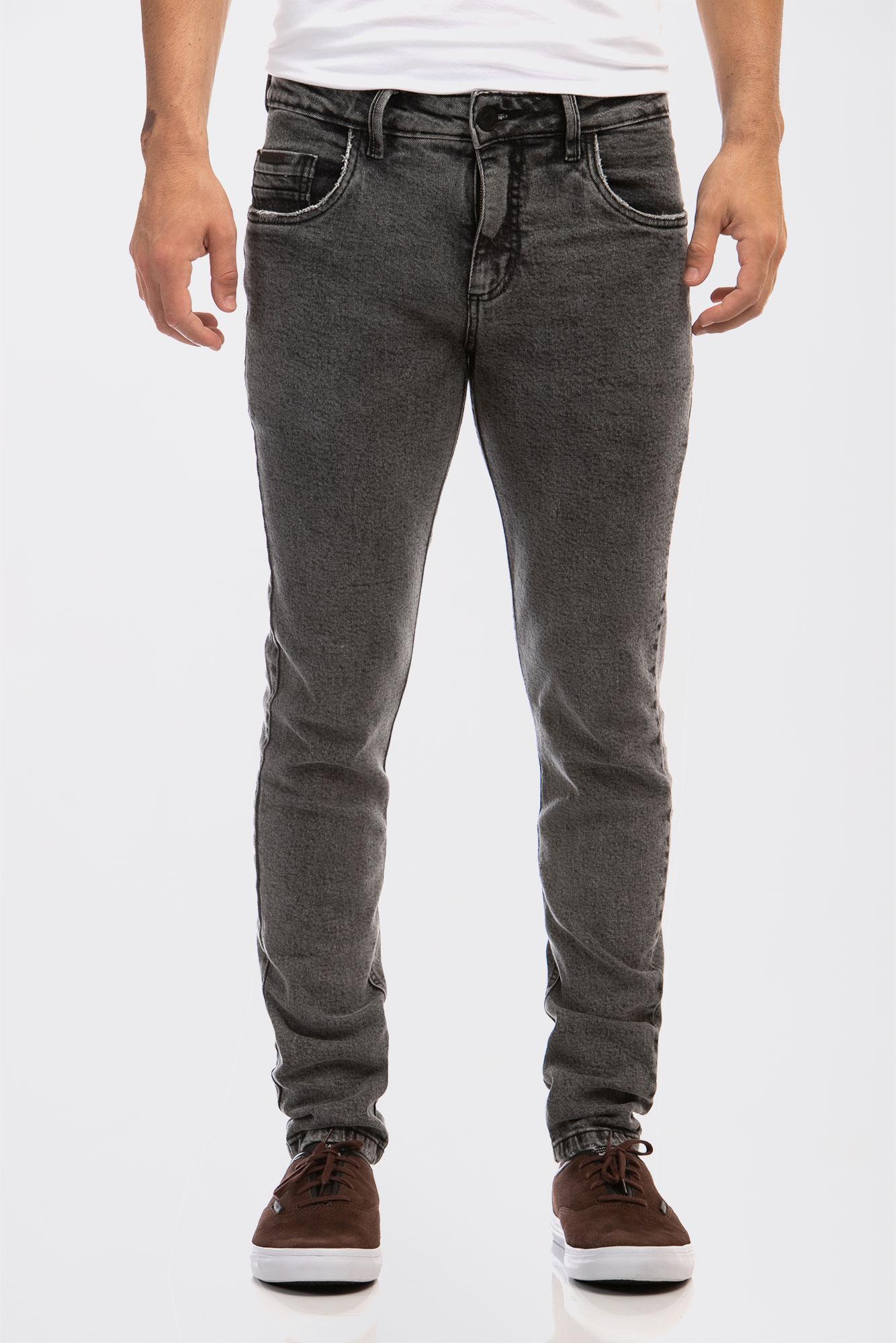 Calça Jeans  Slim Fit Blackout