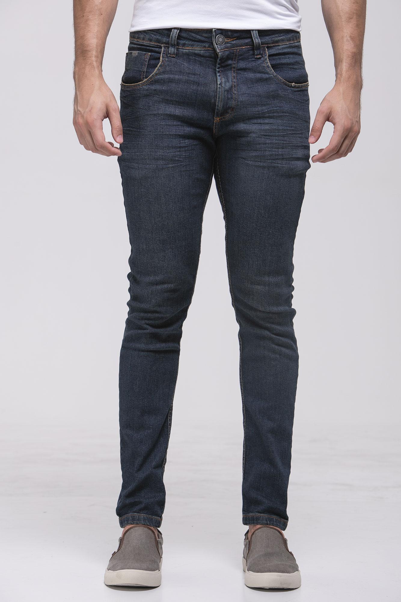 Calça Jeans Skinny Dirty Wash