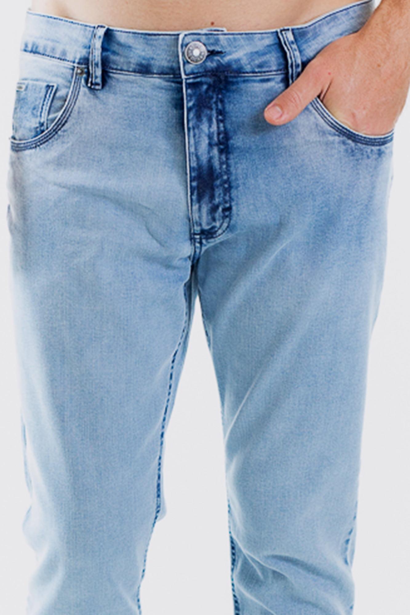 Calça Jeans Slim Fit Dylan