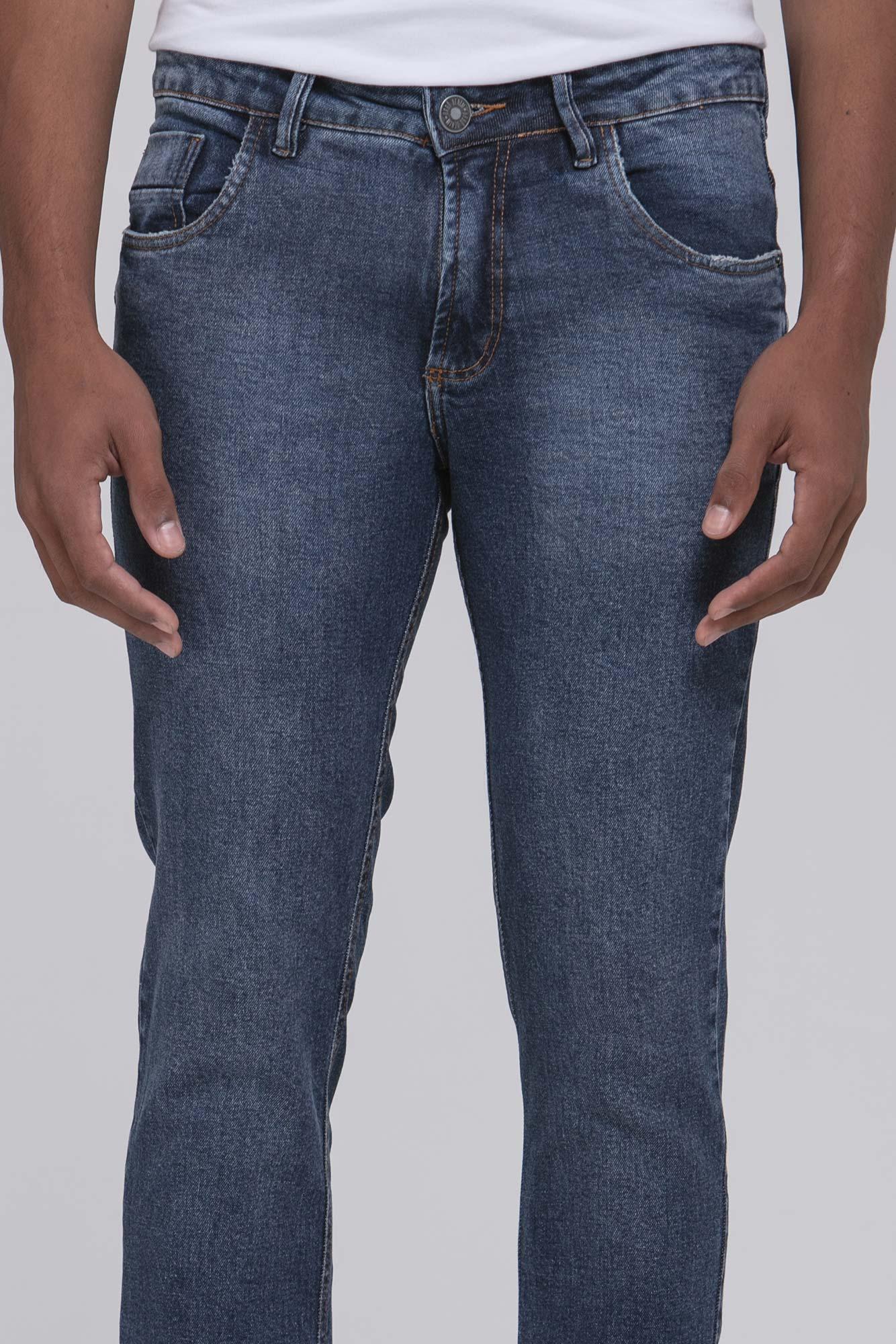 Calça Jeans Galaxy Flocked