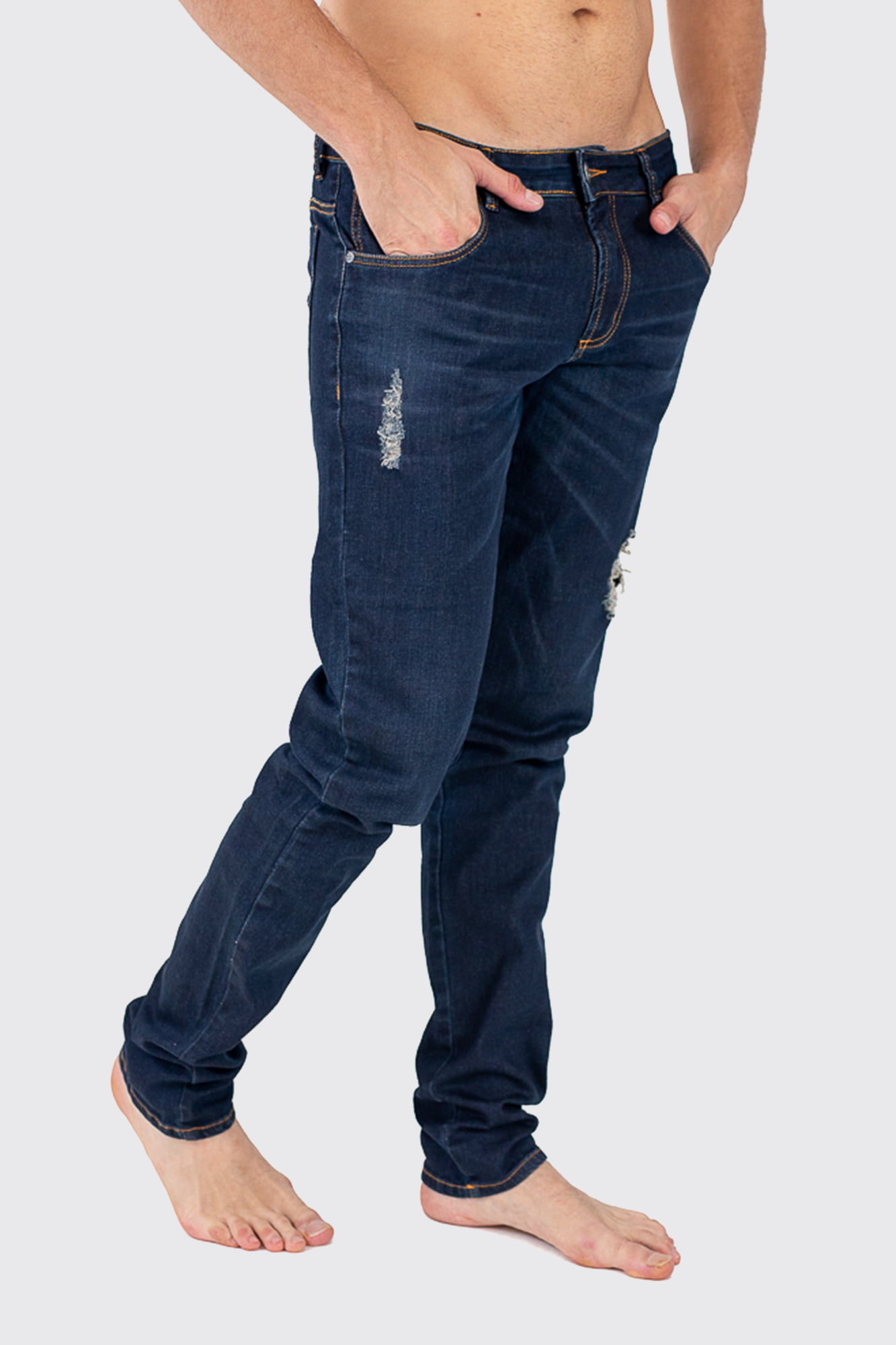 Calça Jeans Golden Blue