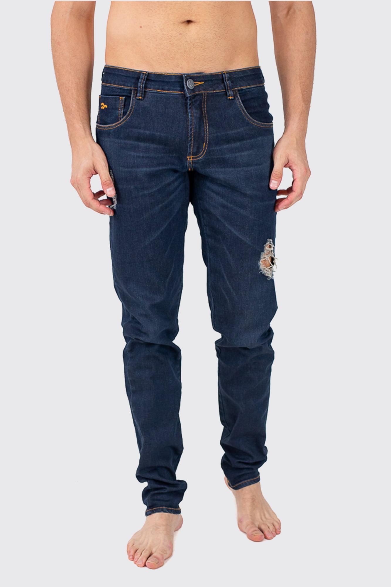 Calça Jeans Golden Blue