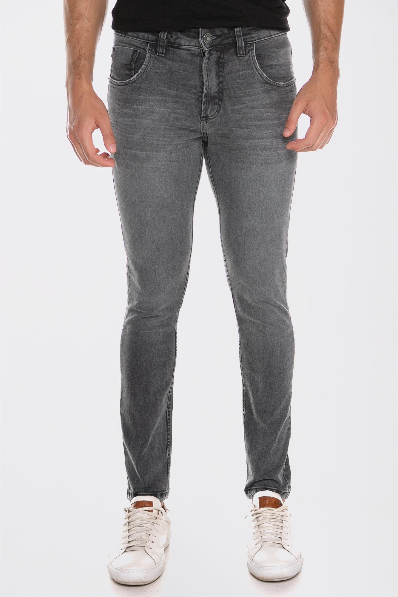 Calça Jeans Grayscale