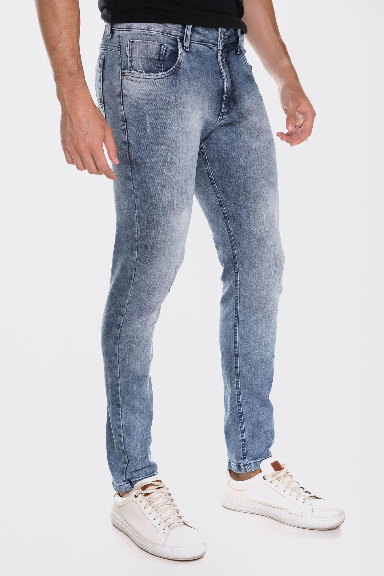 Calça Jeans High Stone