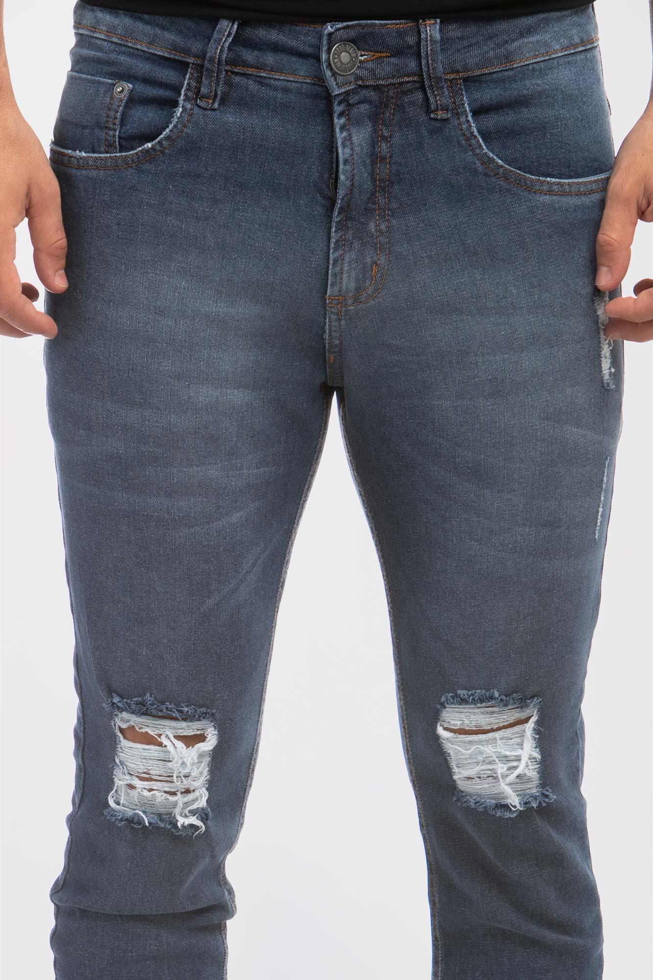 Calça Jeans Johnson Skinny