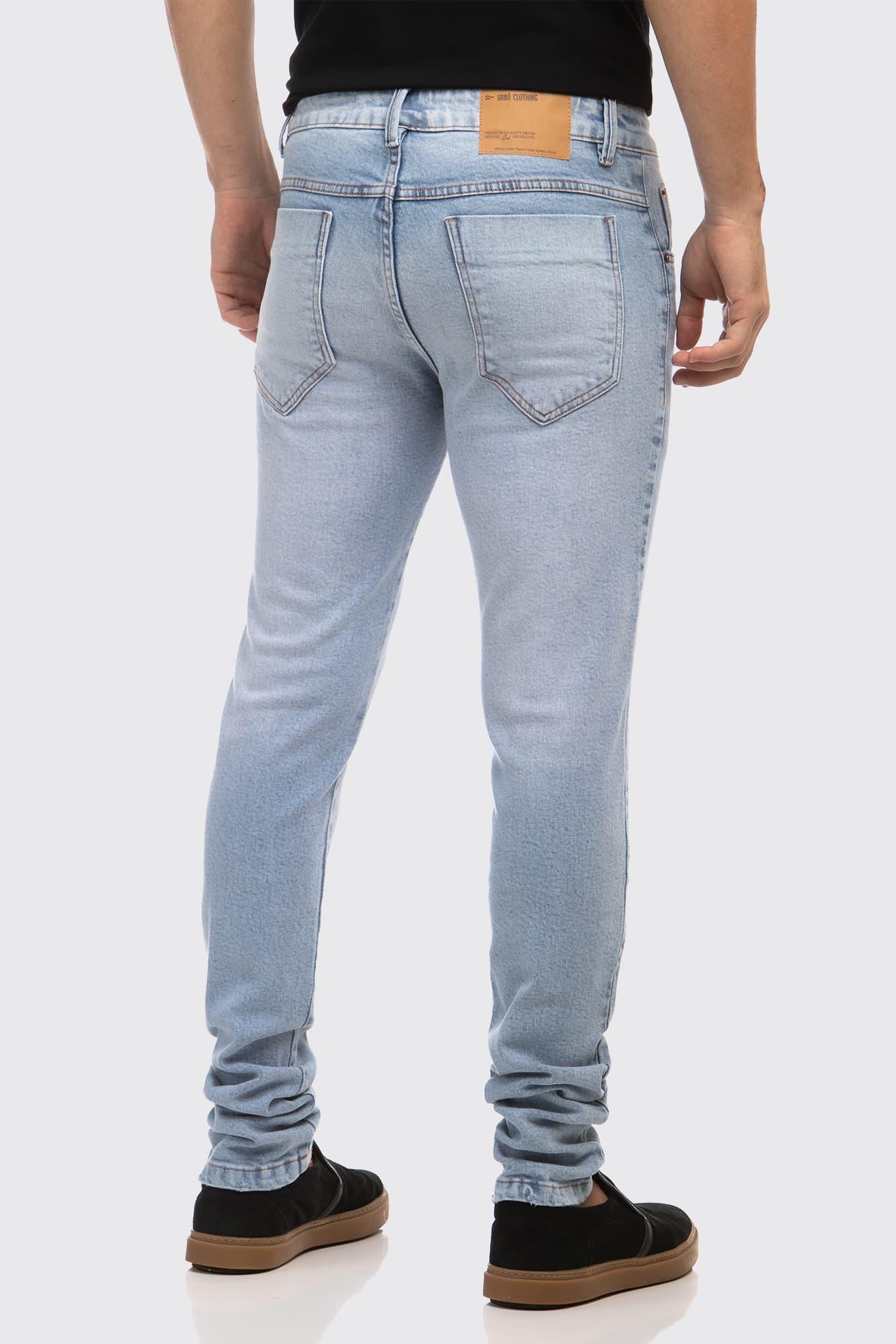 Calça Jeans New Age Light