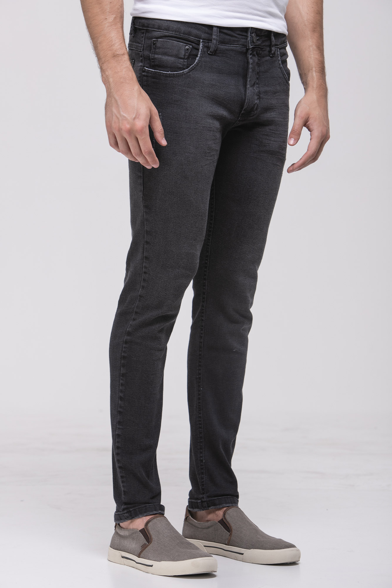 Calça Jeans Soft Black