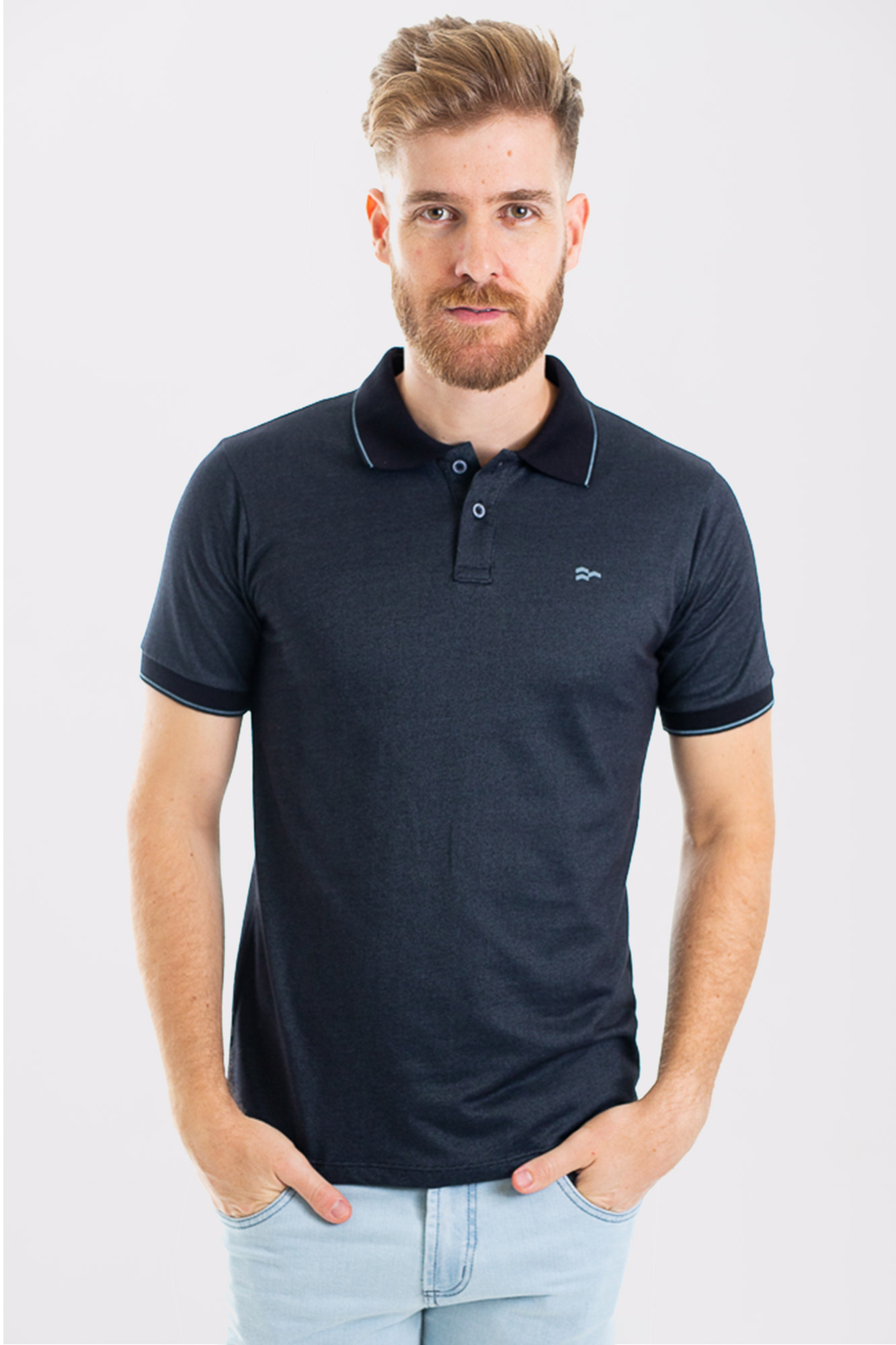 Camisa Polo Confort Oxygen