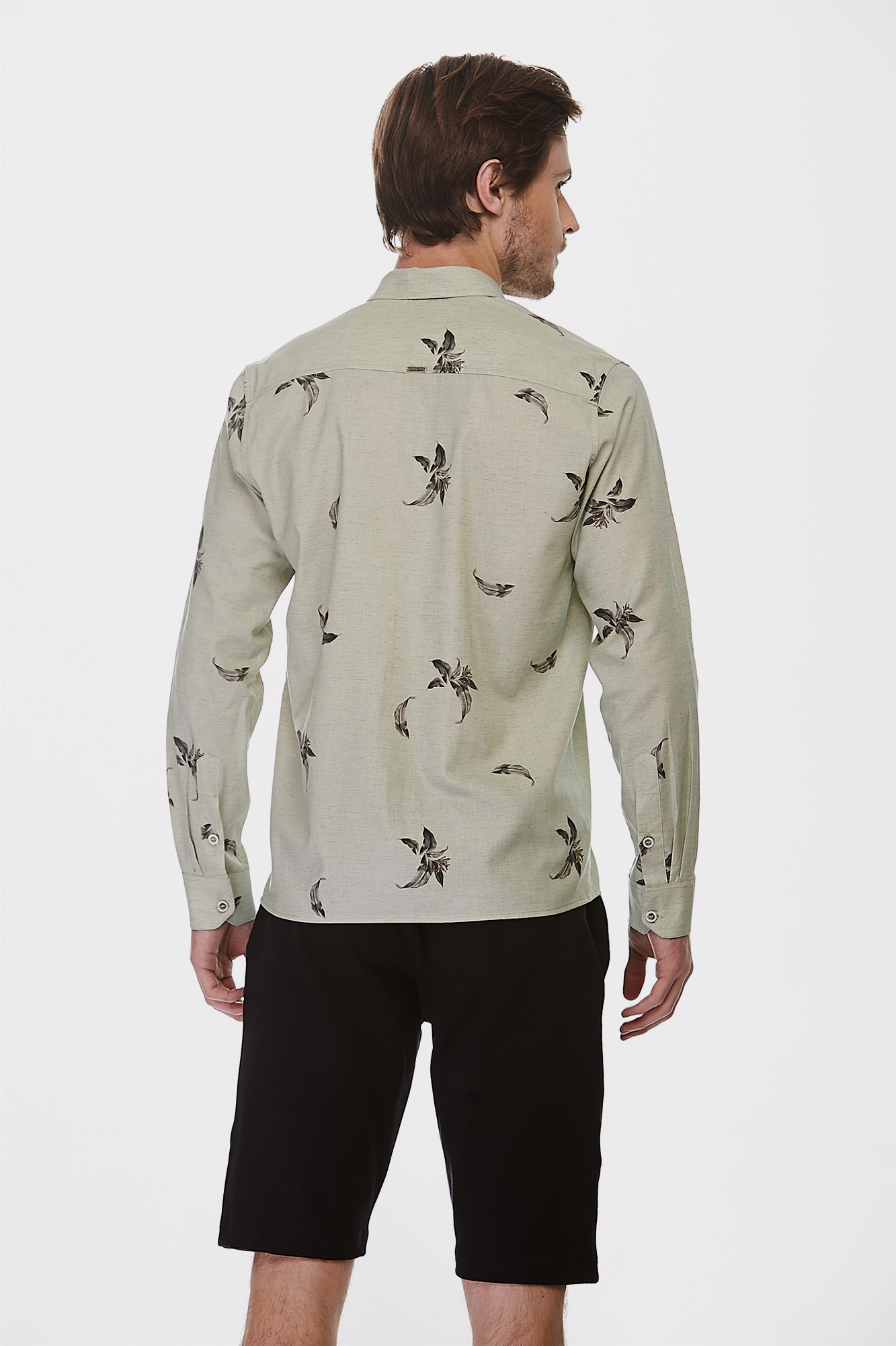 Camisa Social In The Wind