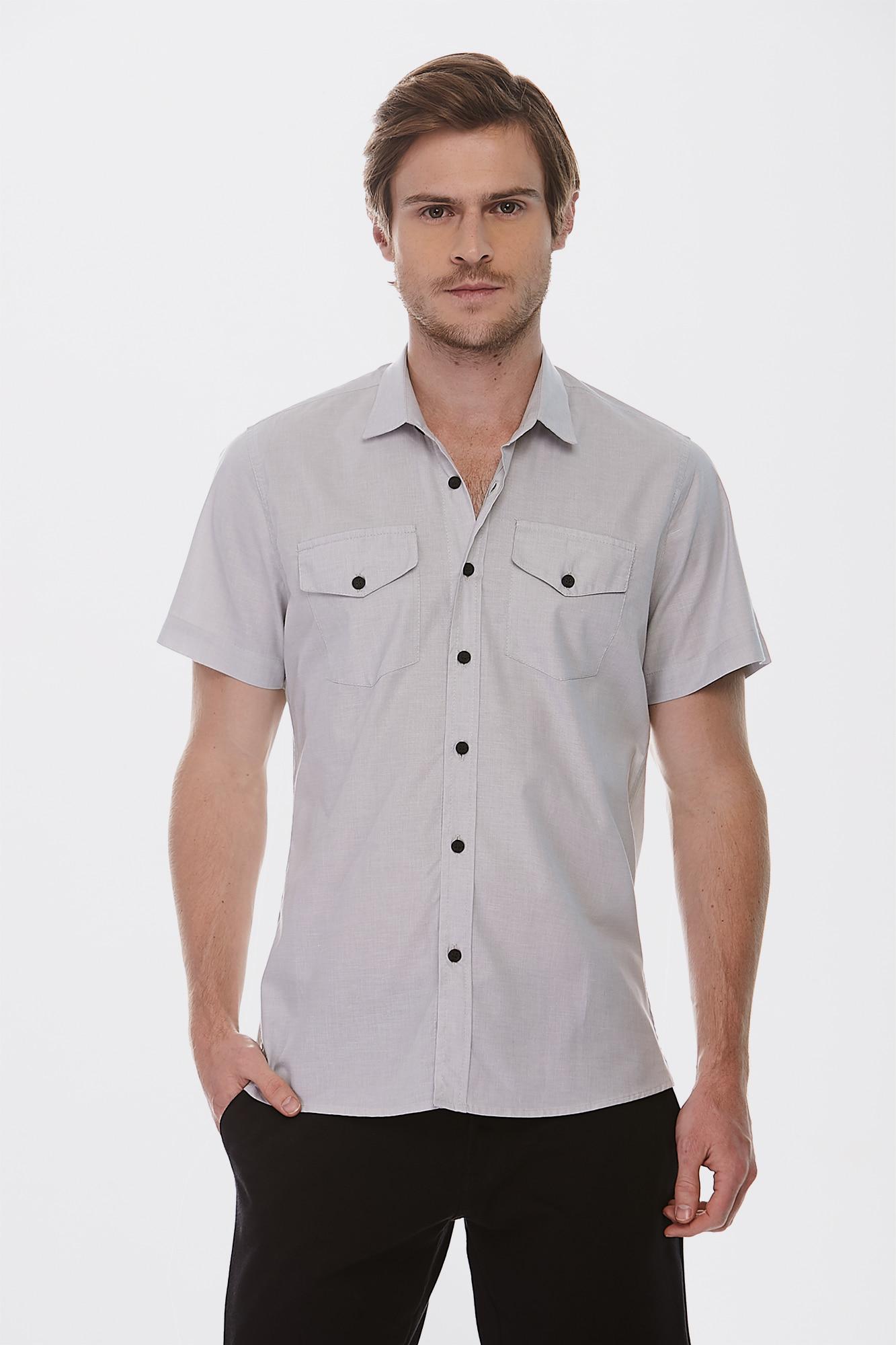 Camisa Social Mc Gray