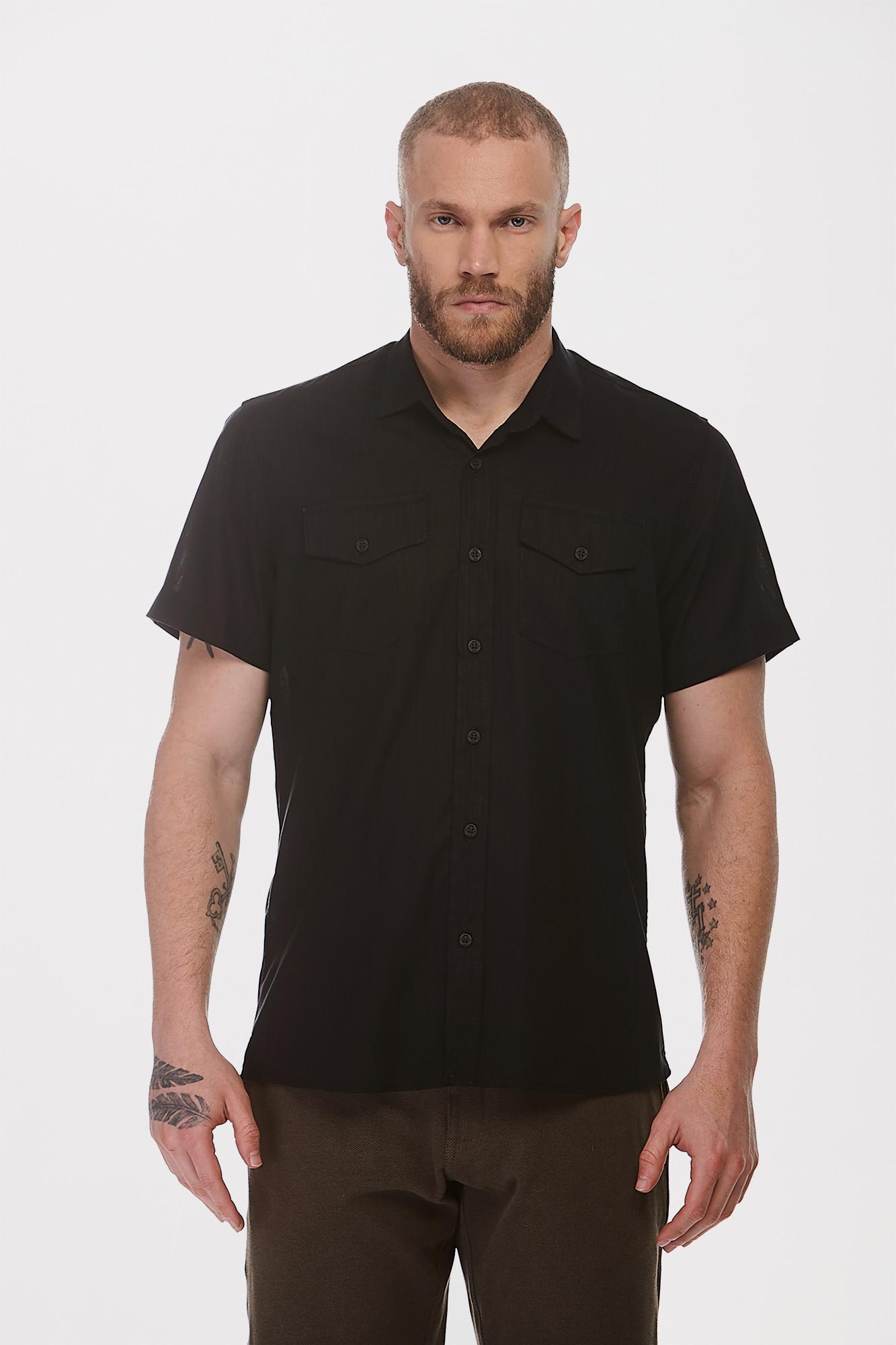 Camisa Social McPure Black