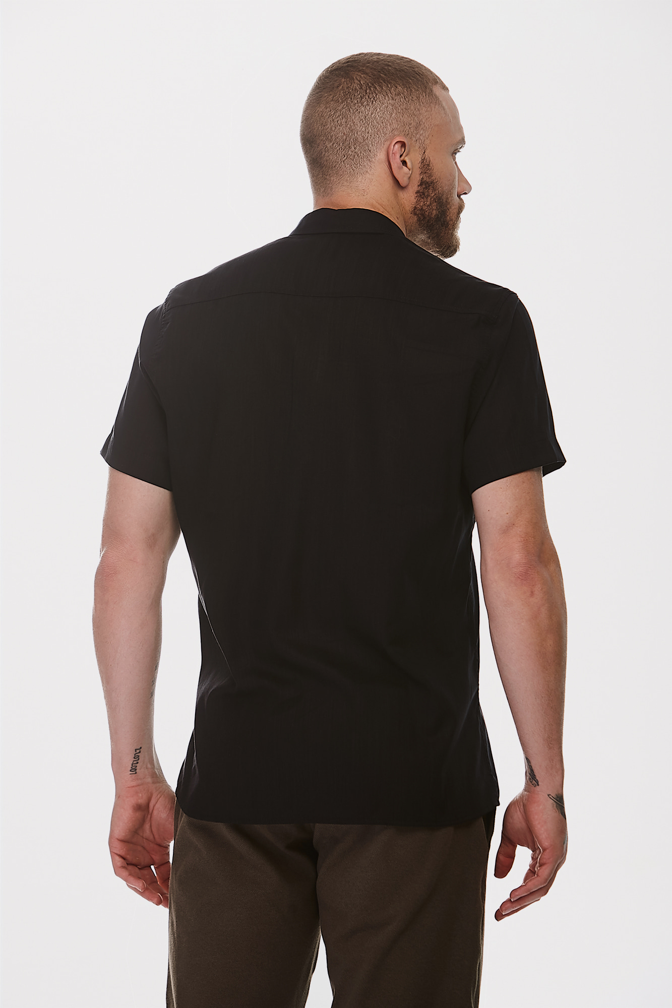 Camisa Social Mc Pure Black