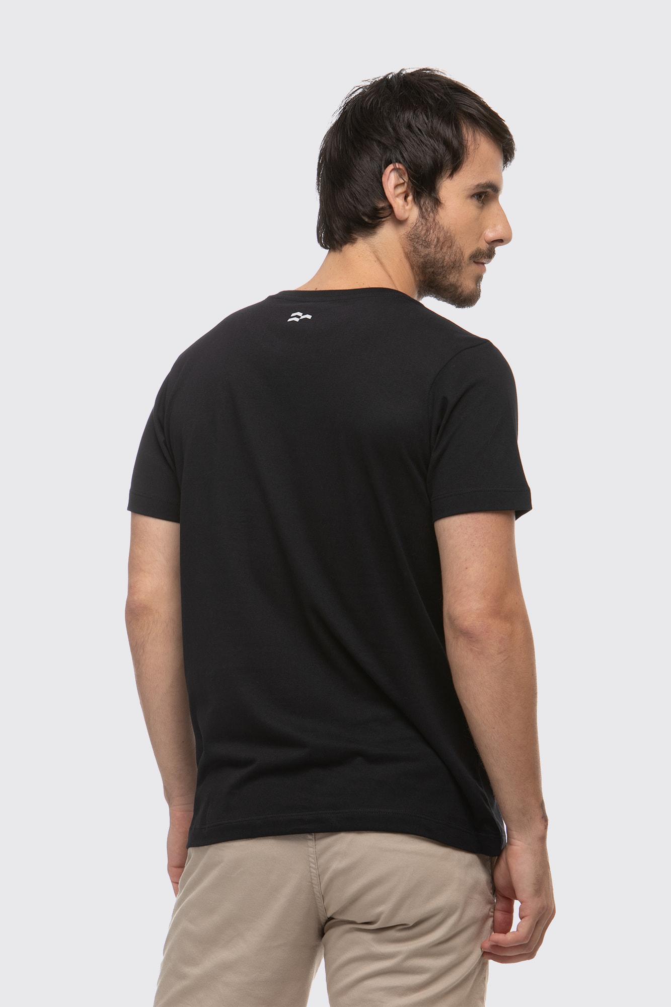 Camiseta Autopilot Preta