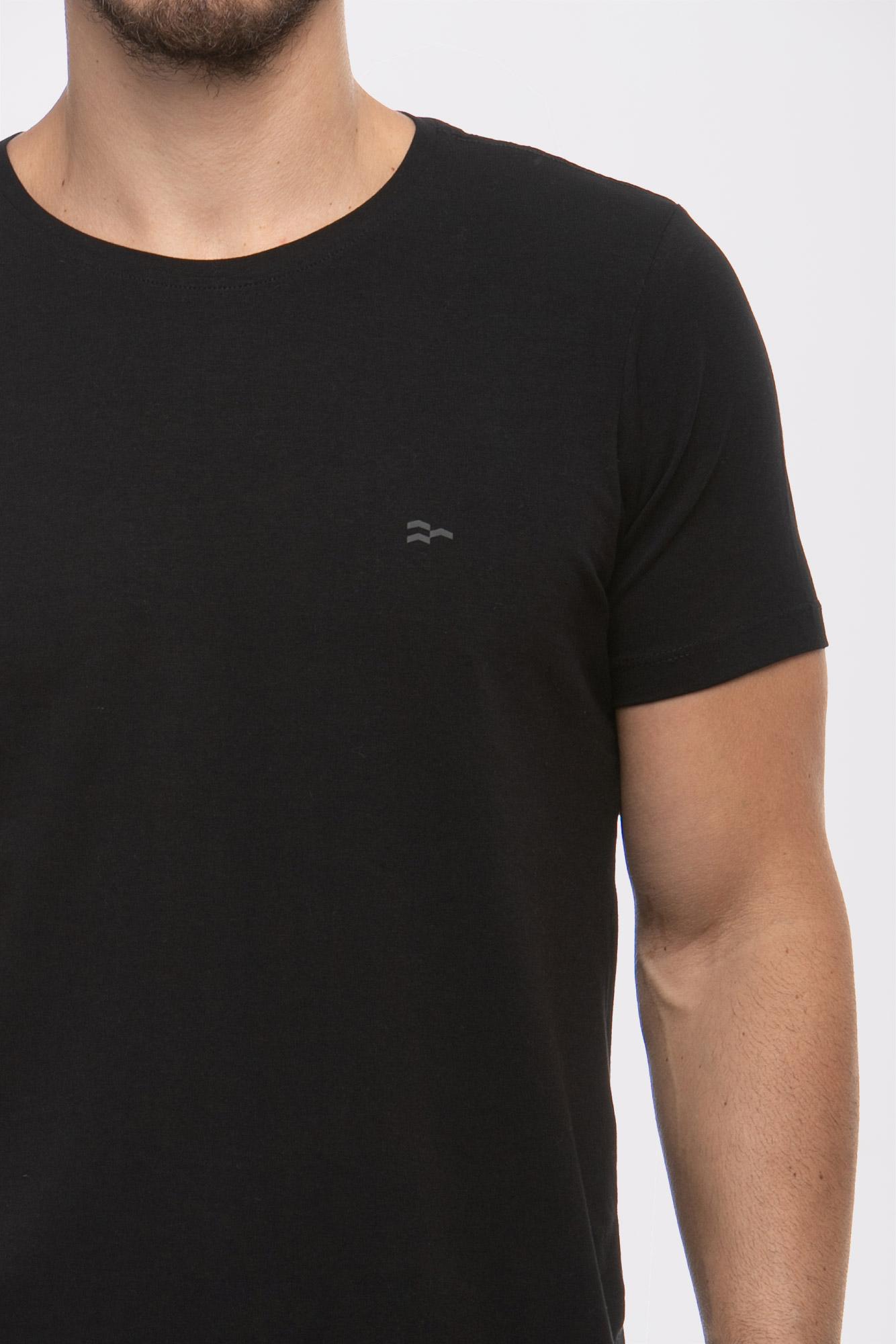 Camiseta Basic Egypt Preta/Preta