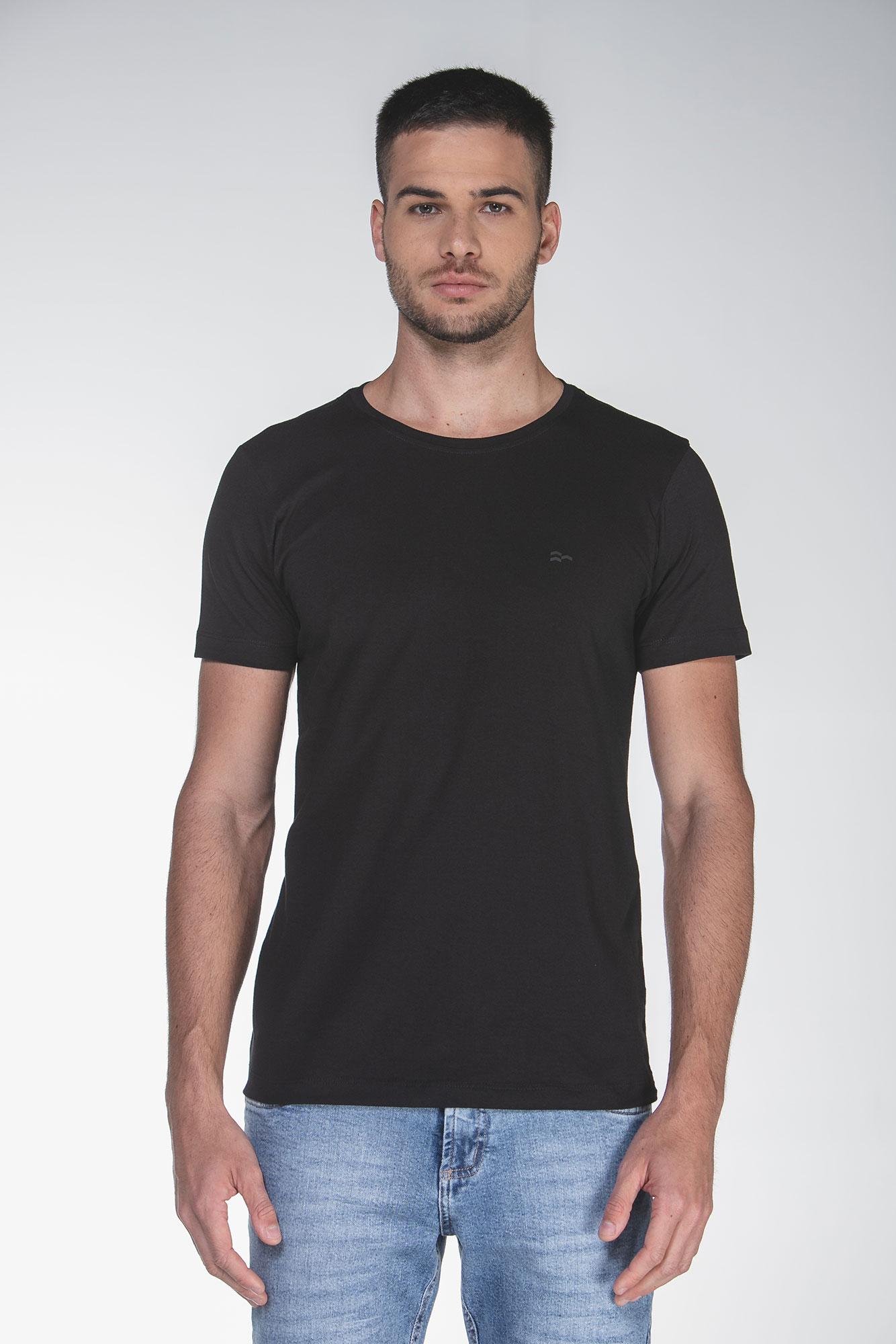 Camiseta Basic Egypt Preto/Preto