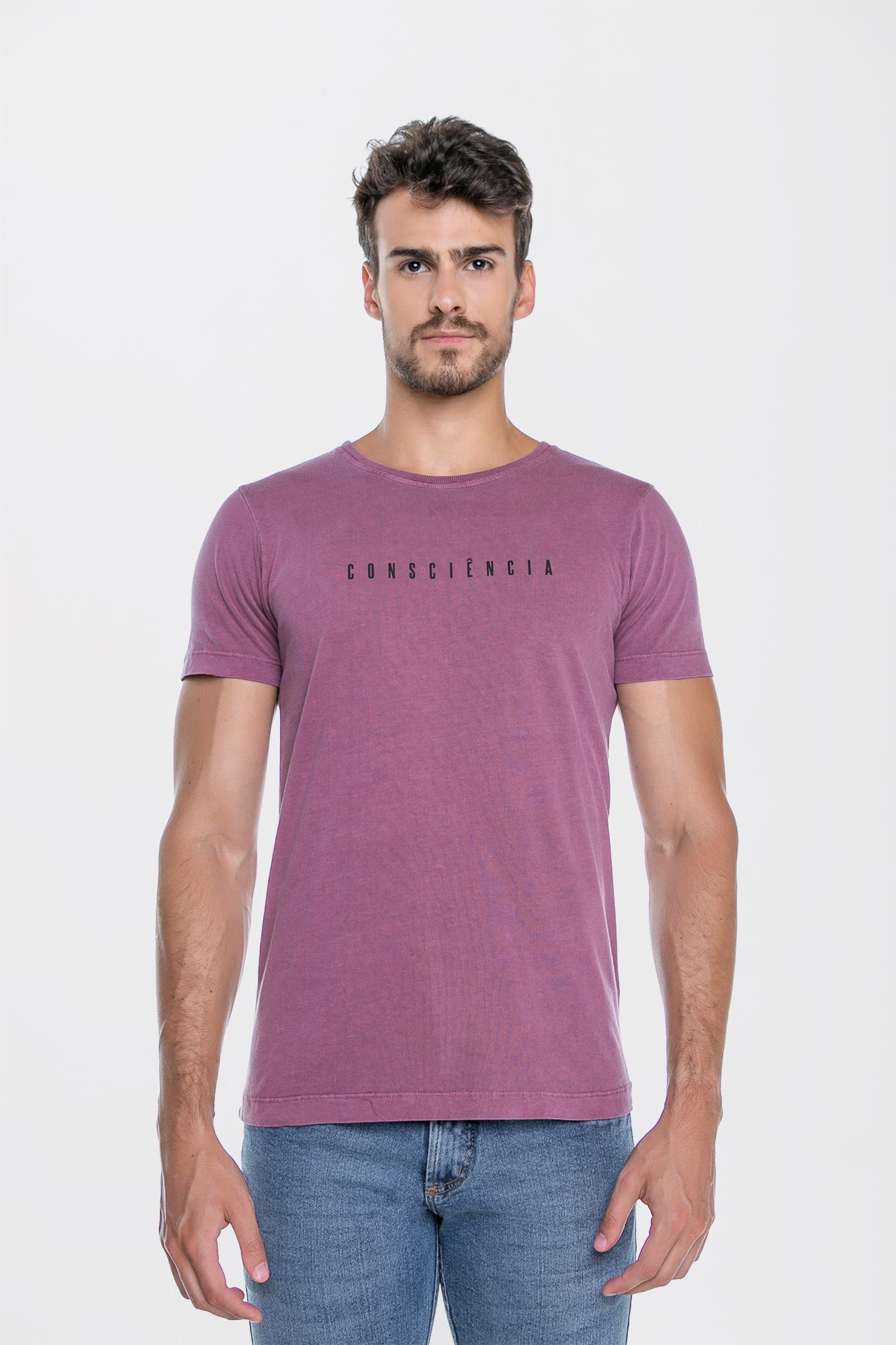 Camiseta Consciência